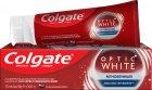 Зубная паста Colgate Optic White отбеливающая Мгновенное отбеливание 75 мл (8714789930817) - изображение 1