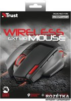 Миша Trust GXT 130 Wireless Black (TR20687) - зображення 6