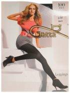 Леггинсы Gatta Microfibre Leggings 100 Den 4 р Nero (5900042049928) - изображение 1