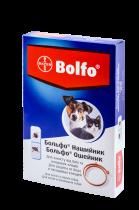 Ошейник Bayer Больфо от блох и клещей для кошек и собак 35 см (4007221035220/4007221021599) - изображение 1