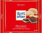 Шоколад Ritter Sport Черный с начинкой марципан 100 г (4000417025005_336464) - изображение 1