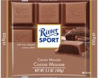 Шоколад Ritter Sport Молочный с начинкой какао-мусс 100 г (4000417294005_377221) - изображение 1