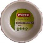 Форма круглая для выпекания Pyrex Signature 8 см Серая (SG08BR4) - изображение 2
