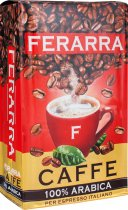 Кофе молотый Ferarra Caffe 100% Arabica 250 г (4820097817895) - изображение 1
