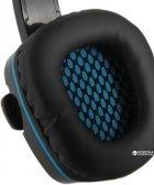 Наушники Sades SA-708 Stereo Gaming Headphone/Headset with Microphone Black/Blue (SA708-B-BL) - изображение 6
