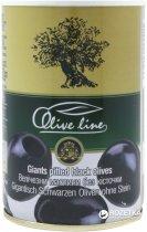 Маслины огромные без косточки Olive Line 425 г (8436024294415) - изображение 1