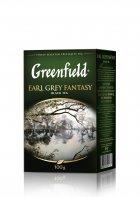Чай листовой Greenfield Earl Grey Fantasy 100 г (4823096801001) - изображение 1