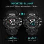 Чоловічі годинники SANDA PANARS BLACK (4405) - зображення 3