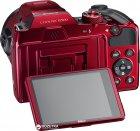 Фотоаппарат Nikon Coolpix B500 Red (VNA953E1) Официальная гарантия! - изображение 5