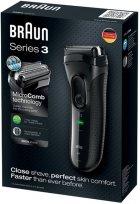 Электробритва BRAUN Series 3 3000s - изображение 3