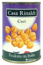 Чечи Casa Rinaldi горох нут 400 г (8006165389310) - изображение 1