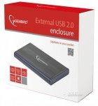 """Зовнішній карман Gembird для HDD 2.5"""" USB 2.0 (EE2-U2S-5) - зображення 2"""