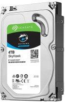 Жесткий диск Seagate SkyHawk HDD 4TB 5900rpm 64MB ST4000VX007 3.5 SATAIII - изображение 2