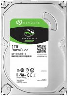 Жорсткий диск Seagate BarraCuda HDD 1TB 7200rpm 64MB ST1000DM010 3.5 SATA III - зображення 1