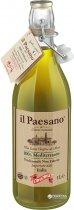 Оливковое масло Il Paesano Extra Vergine нефильтрованное 1 л (5060235650598) - изображение 1