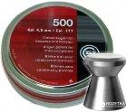 Свинцеві кулі Dynamit Nobel Basic GECO Diabolo 4.5 мм 500 шт. (2137453) - зображення 2
