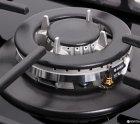 Варочная поверхность газовая VENTOLUX HSF640-T3G CEST (BK) - изображение 6
