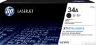 Драм картридж (фотобарабан) HP 34A LJ Ultra M134/LJ Ultra M106w Black (CF234A) - зображення 1
