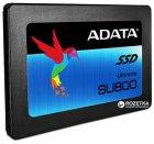 "ADATA Ultimate SU800 256GB 2.5"" SATA III 3D 3D V-NAND TLC (ASU800SS-256GT-C) - зображення 3"