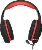 Навушники Sven AP-U988MV Black-Red (AP-U988MV black-red) - зображення 2