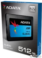 "ADATA Ultimate SU800 512GB 2.5"" SATA III 3D 3D V-NAND TLC (ASU800SS-512GT-C) - зображення 5"