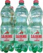 Упаковка мінеральної газованої води Sairme 1 л х 6 пляшок (4860001590162) - зображення 1