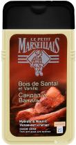 Гель для душа Le Petit Marseillais Сандал и Ваниль 250 мл (3574661264349) - изображение 1