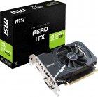 MSI PCI-Ex GeForce GT 1030 Aero ITX OC 2GB GDDR5 (64bit) (1265/6008) (DVI, HDMI) (GT 1030 AERO ITX 2G OC) - изображение 7