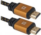 Цифровий кабель Defender HDMI-10PRO HDMI MM, ver1.4 3 м (87434) - зображення 1