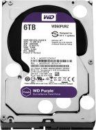 Жесткий диск Western Digital Purple 6TB 64MB 5400rpm WD60PURZ 3.5 SATA III - изображение 1