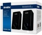 Акустична система Sven 318 USB Black - зображення 6