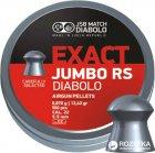 Свинцеві кулі JSB Diabolo Exact Jumbo RS 0.87 г 250 шт. (14530551) - зображення 1