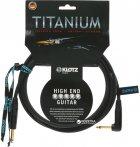 Инструментальный кабель Klotz TI-0600PR 6 м - изображение 1