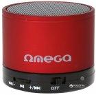 Акустическая система Omega Bluetooth OG47R Red - изображение 3