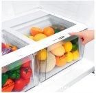 Двухкамерный холодильник LG GR-H802HMHZ - изображение 9