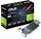 Asus PCI-Ex GeForce GT 710 2GB GDDR5 (64bit) (954/5012) (VGA, DVI, HDMI) (GT710-SL-2GD5) - изображение 4