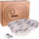 Кухонна мийка COSH 7112 ZS microDecor 08 - зображення 3