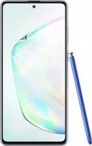 Мобільний телефон Samsung Galaxy Note 10 Lite (SM-N770) 6/128GB Aura Silver (SM-N770FZSDSEK) - зображення 1