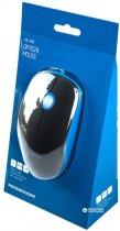 Миша Modecom MC-M111 USB Blue-Black (M-MC-M111-140) - зображення 5