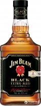 Виски Jim Beam Black Extra Aged 0.7 л 43% (5060045586810) - изображение 1