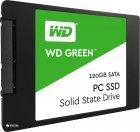 """Western Digital Green SSD 120GB 2.5"""" SATAIII TLC (WDS120G2G0A) - зображення 2"""