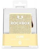 Акустическая система Fresh 'N Rebel Rockbox Cube Fabriq Edition Buttercup (1RB1000BC) - изображение 6