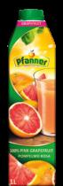Сок Pfanner Розовый грейпфрут 100% 1 л (9006900017705) - изображение 1