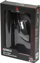 Миша Bloody Q50 Neon XGlide Q5081S USB з ігровою поверхнею Black (4711421930987) - зображення 5
