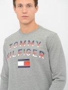 Лонгслив Tommy Hilfiger 9806.2 XXL (52) Серый - изображение 4