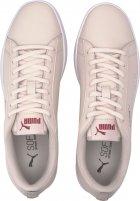 Кеды Puma Smash Wns V2 L Perf 36521613 41 (7.5) 26.5 см Rosewater-Bright Rose-White (4062451570897) - изображение 6