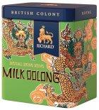Чай Richard зелений китайський крупнолистовий British Colony Milk Oolong 50 г (4823063700641) - зображення 1
