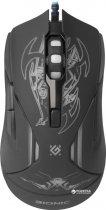 Мышь Defender Bionic GM-250L USB Black (52250) - изображение 4