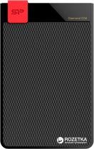 """Жорсткий диск Silicon Power Diamond D30 1TB 5400rpm 8MB SP010TBPHDD3SS3K 2.5"""" USB 3.1 External Black - зображення 1"""