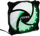 Корпус QUBE Armor Black (QBT97_FMNU4) + 2 кулера QUBE Armor RGB 256C (QB-ARMOR-120-18) - изображение 16